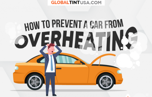 How to Prevent A Car From Overheating? [Infographic]