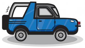 car and tires blog logo
